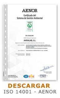 AENOR-14001-Akralab