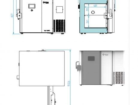 ultracongelador-bajo-mesa-dimensiones