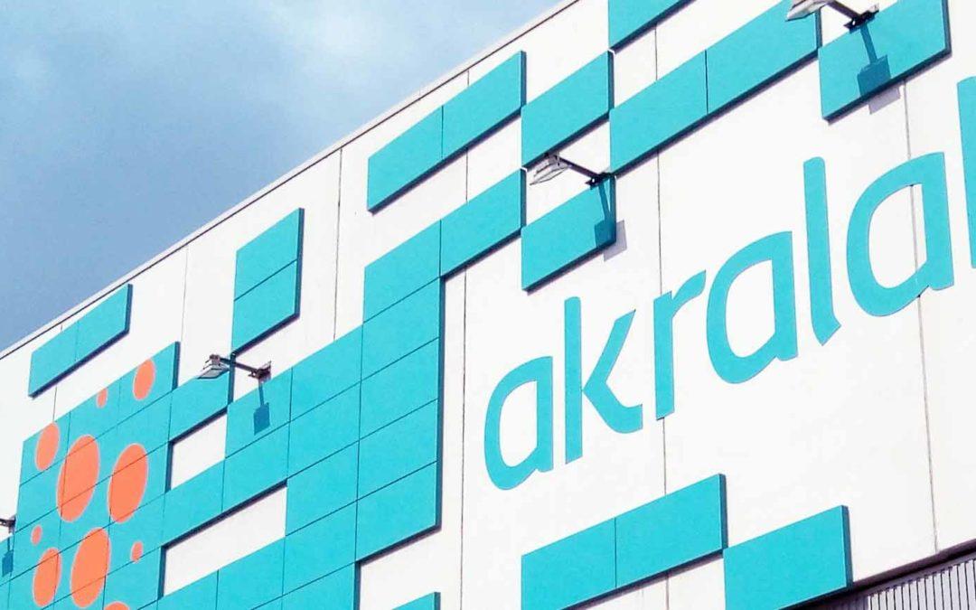 Puesta en marcha del nuevo Plan logístico interno y externo de Akralab