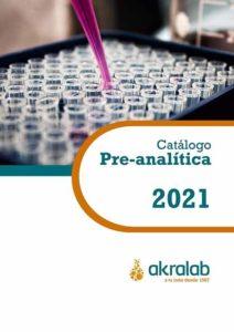 CATÁLOGO - PREANALITICA 2021_Akralab