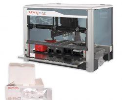 plataforma PCR Sentinat 200 COVID19